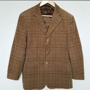 Vintage Balenciaga Corduroy Sport Coat